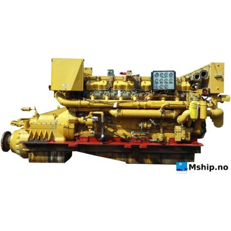Caterpillar D399 PC mship.no