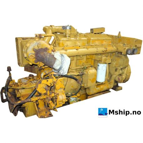 Caterpillar 3406 DT https://mship.no