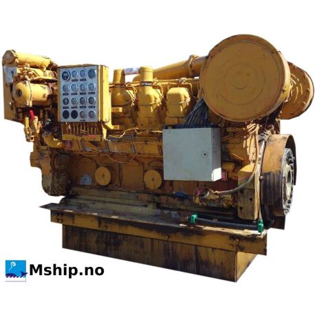 Caterpillar 3512-DITA     mship.no