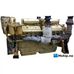 Detroit Diesel 16V92NA mship.no