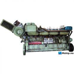 Deutz SBA 8M 528 mship.no