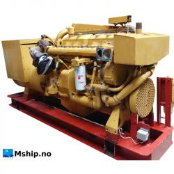 Caterpillar 3406A DITA generator set mship.no