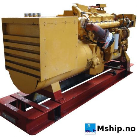Caterpillar 3406A DITA generator set mship.no