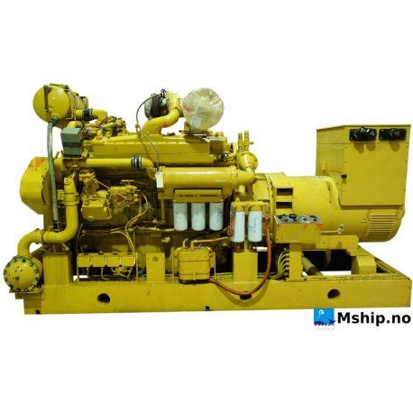 Cummins VTA-1710-M2 generatorset 400 kWA mship.no