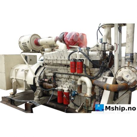 Cummins VTA28-G3 generator set 700 kWA mship.no