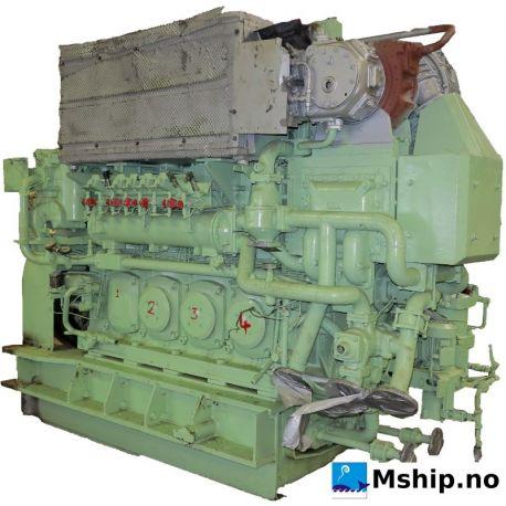 Wärtsilä 4R22HF-C     mship.no