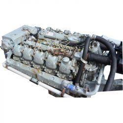 Mercedes Wizeman Model OM 423 - Wizemann WM 423 SWS - 24 volt starter.