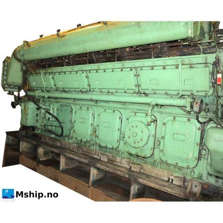 Bergen Normo diesel KVM 12 mship.no