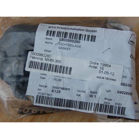 MTU 5500980280 GASKET