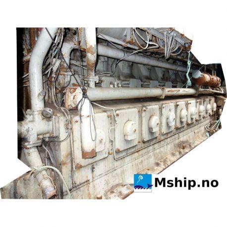 MaK 9M 453 AK     mship.no