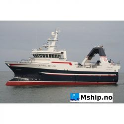39,95 meter Stern trawler - Freezer / wet fish. - Year 2009.
