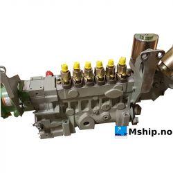 Fuel injection pump for Deutz MWM TBD 604 BL 6 - NEW