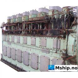 MaK 8M 551 AK mship.no