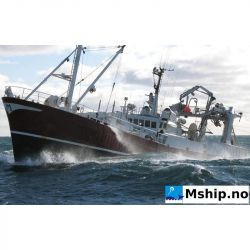 41,3 meter stern RWS PELAGIC TRAWLER