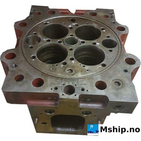 MAN B&W 9L 58/64 Cylinder head http://mship.no