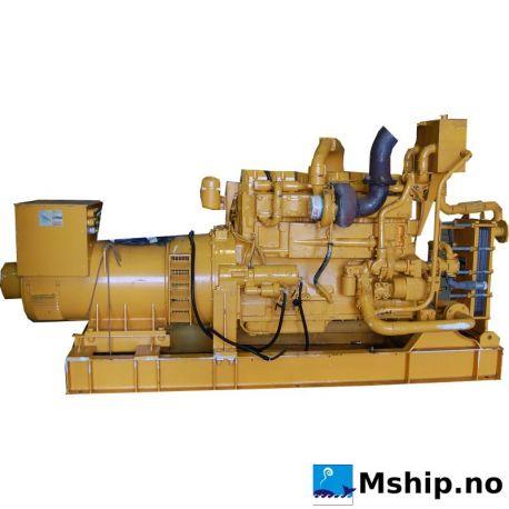 Cummins KT19 generator set 330 kWA http://mship.no