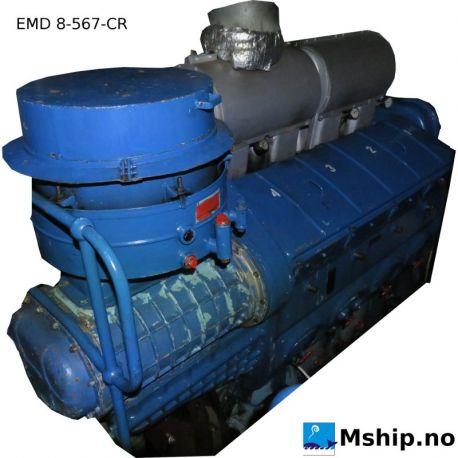EMD 8-567-CR  https://mship.no
