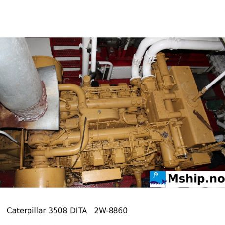 Caterpillar 3508 DITA https://mship.no
