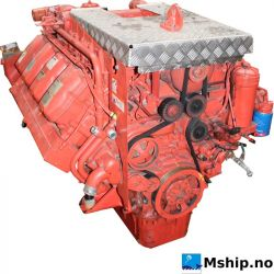 Scania DI16 55M - to be dismantled for spare parts   https://mship.no