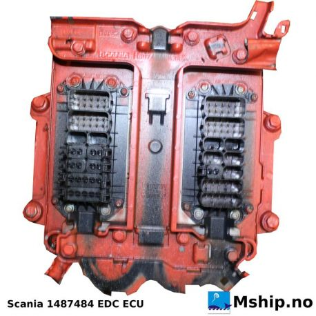 Scania 1487484 EDC-ECU https://mship.on