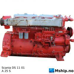 Scania DN 11 01 A 25 S