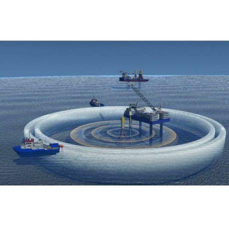 Subsea Noise mitigation European patent EP 2 898 351 B1