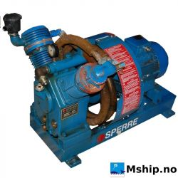 Sperre HL2/77 start air compressor