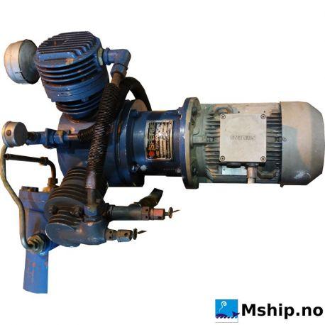 Sperre HLF2/77 start air compressor   https://mship.no