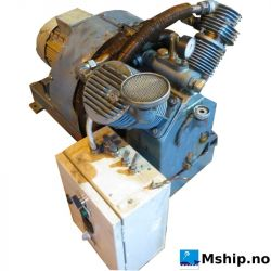 Sperre HL2 77 start air compressor   https://mship.no