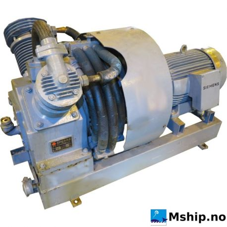 Sperre HL2/120 Start air compressor  https://mship.no