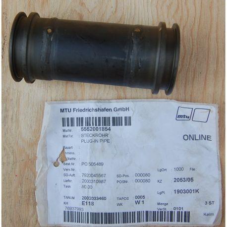 MTU 5552001854 SOCKET PIPE