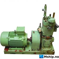 Sperre HV1/120 air Compressor https://mship.no