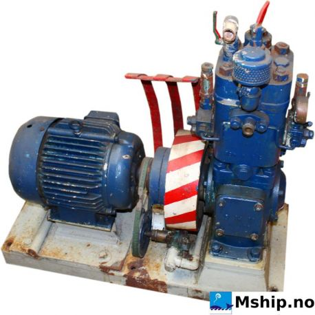 Sperre K4 air compressor   https://mship.no