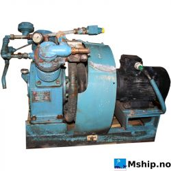 Sperre HL2/77 air compressor