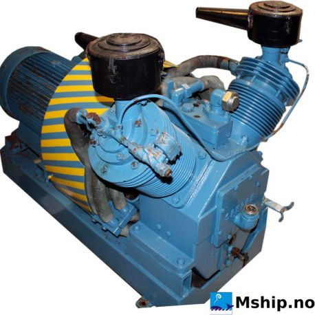 Sperre LL2/160 air Compressor https://mship.no