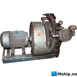 Sperre HLF2/77 air compressor