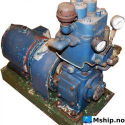 Sperre HV1/85 air Compressor