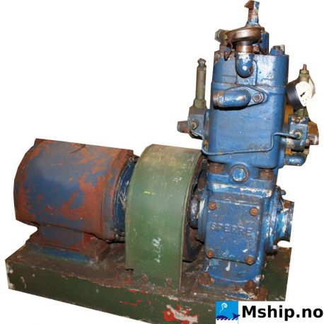 Sperre HV1/85 air Compressor https://mship.no
