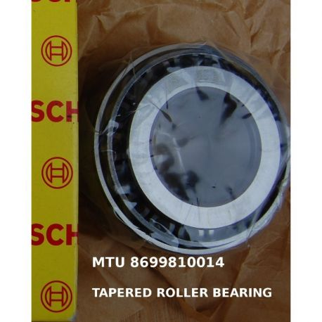 MTU 8699810014 TAPERED ROLLER BEARING