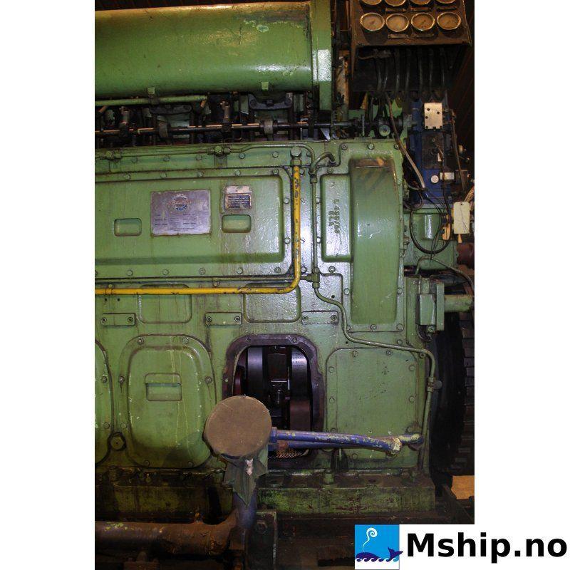 Bergen Diesel KRM8