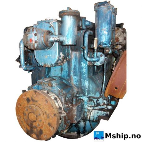 MAN B&W Alpha gearbox type 33 VO 31 https://mship.no