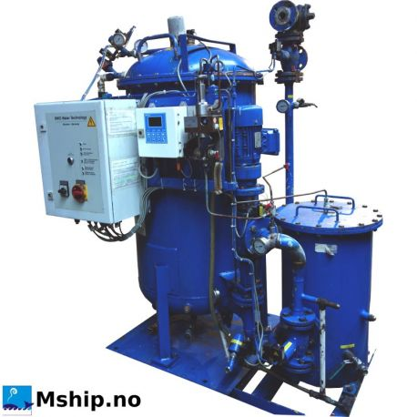 RWO oily water separator type SKIT/S DE B 2.5 https://mship.no
