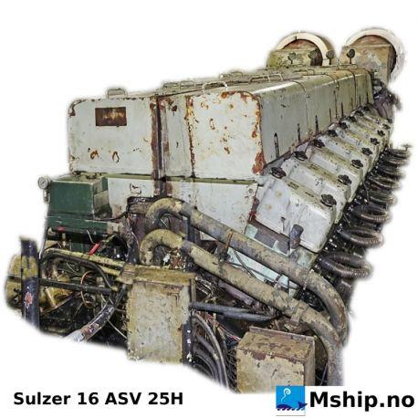 Sulzer 16 ASV 25H https://mship.no