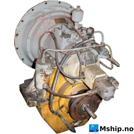 Marine gear Fjellhamar - rapp FMV-300F5 HC https://mship.no