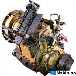 VOLDA CG 380 gear
