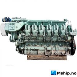 Ruston  GEC 12RKCM   https://mship.nbo