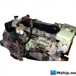 Ford 2704E 75 kWA generator set