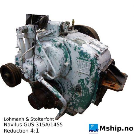 Lohmann & Stolterfoht Navilus GUS 315A/1455 https://mship.no