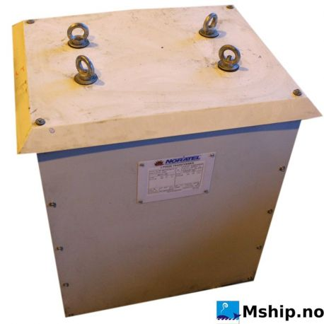 Noratel 3 Phase transformer 50 kVA   https://mship.no