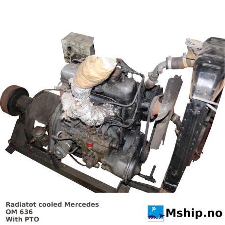 Mercedes OM 636 https://mship.no